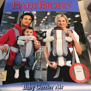 Other - Baby Bjorn carrier